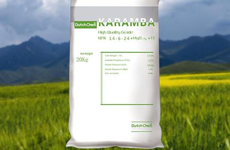 中海化建的保利昂复合肥料的产品特点